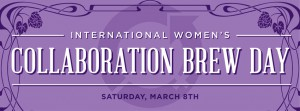 International Women's Brew Day